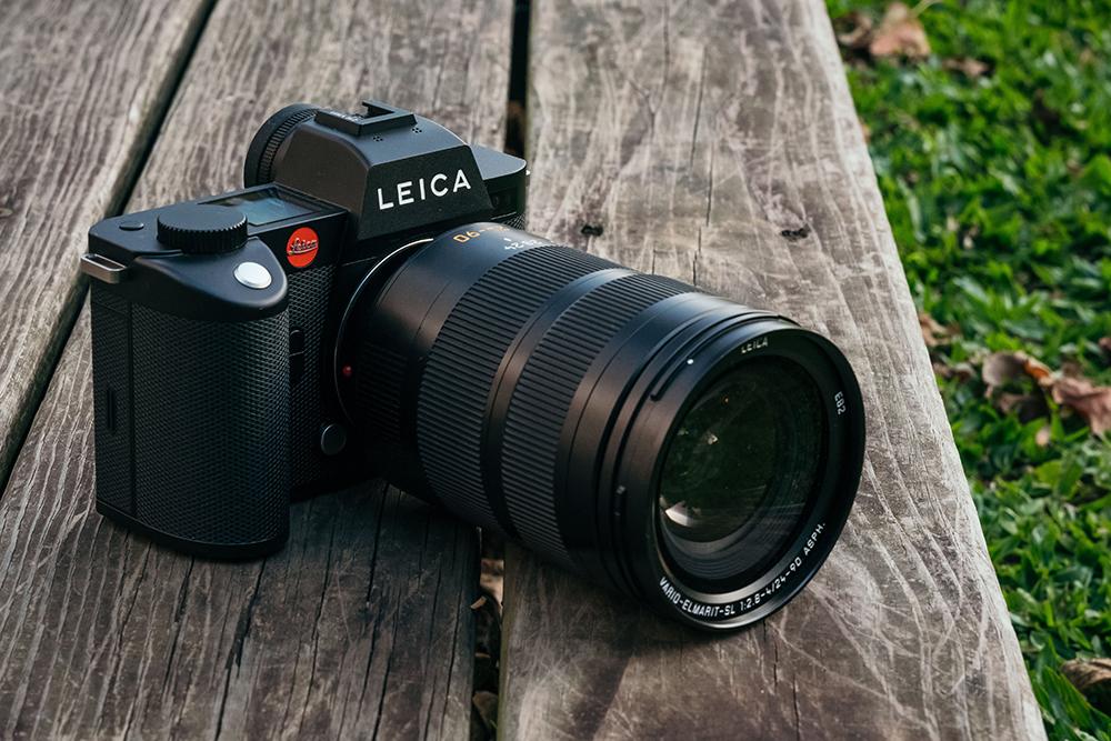 Leica SL2 /旅人誌/TRAVELER luxe