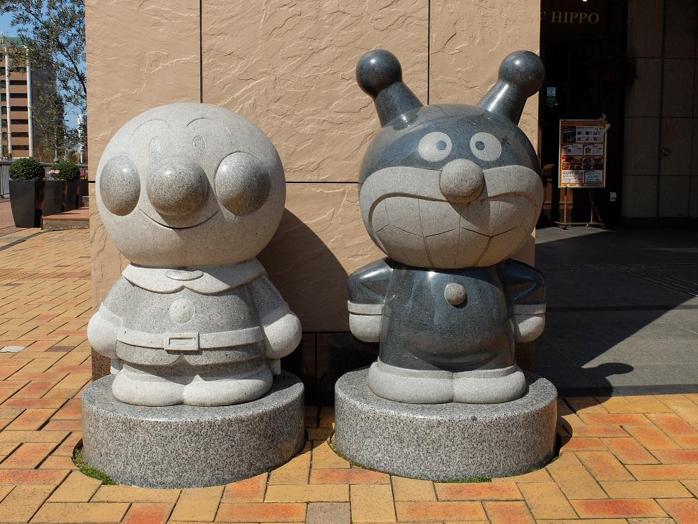 麵包超人/細菌人/福岡麵包超人主題館/博多河岸城/福岡自由行