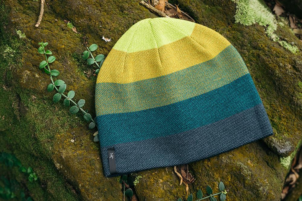 Arc'teryx Charleson 針織毛帽/旅人誌/TRAVELER luxe