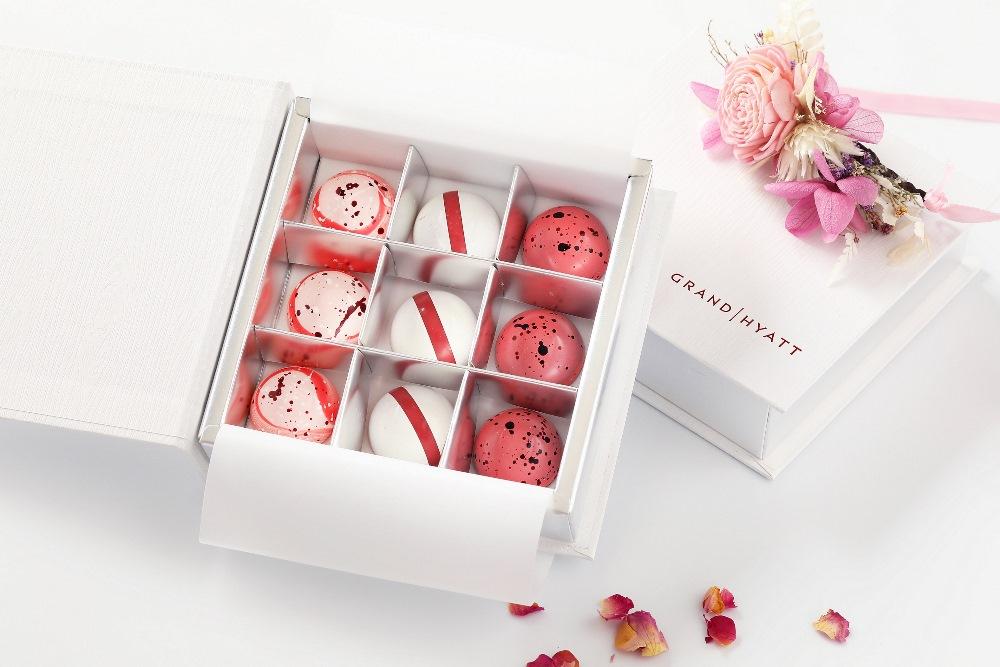 情人節套餐/巧克力禮盒/寶艾西餐廳/君倔酒店/台北