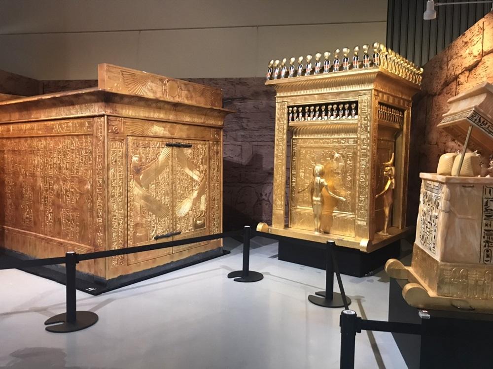 圖坦卡門—法老王的黃金寶藏特展/古埃及文明/千年古墓