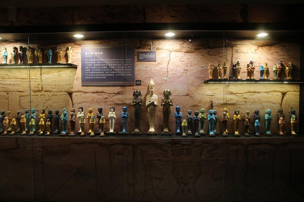 圖坦卡門—法老王的黃金寶藏特展/古埃及文明/埃及神祇