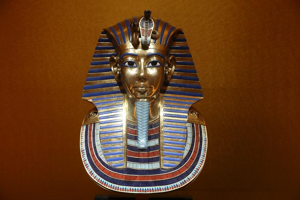 圖坦卡門—法老王的黃金寶藏特展/古埃及文明/黄金面具