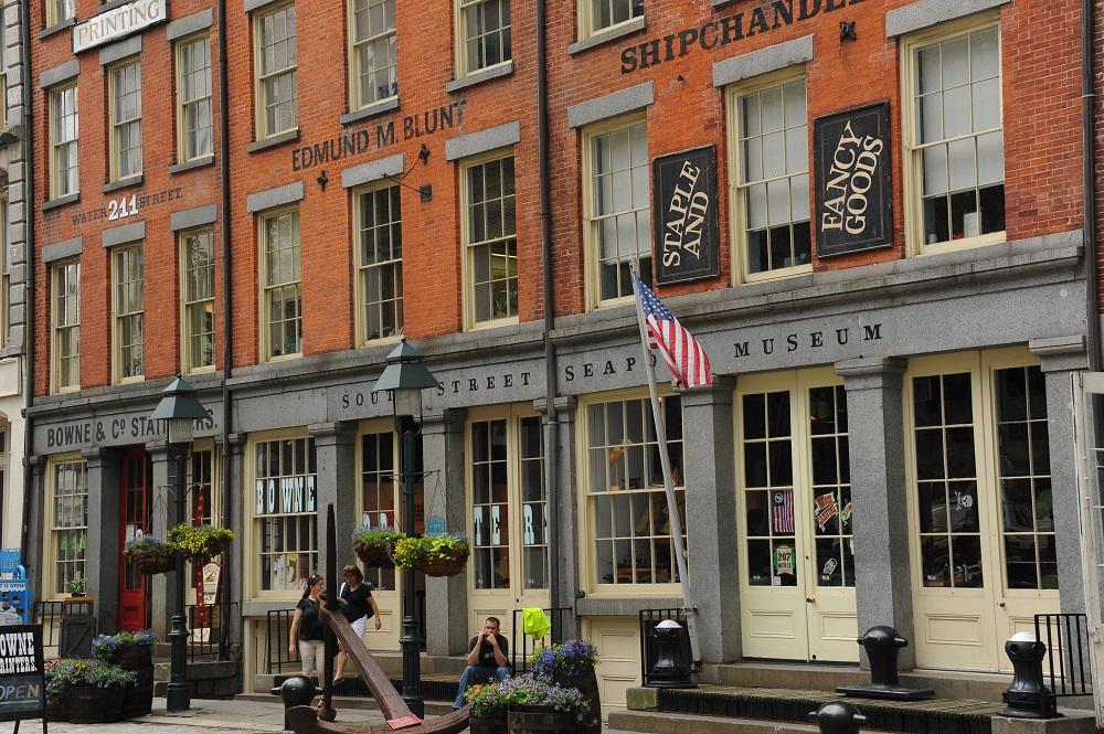 美國/紐約/曼哈頓/南街海港/南街海港博物館