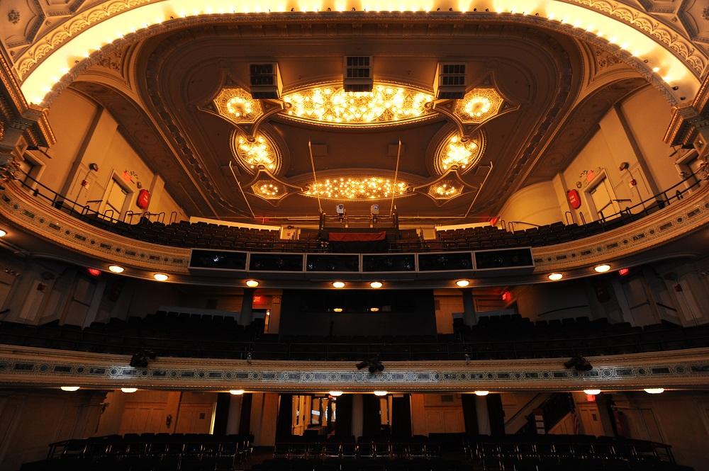 曼哈頓/紐約/紐約千禧百老匯酒店/貓王/芭芭拉史翠珊/劇院