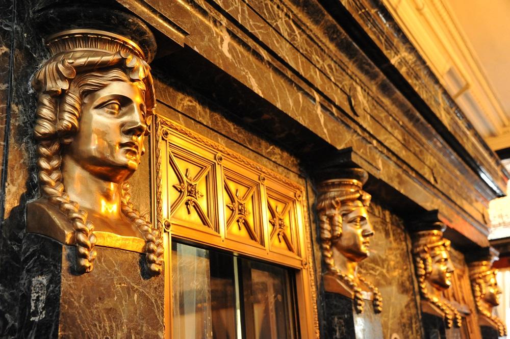 曼哈頓/紐約/紐約千禧百老匯酒店/劇院/古色古香