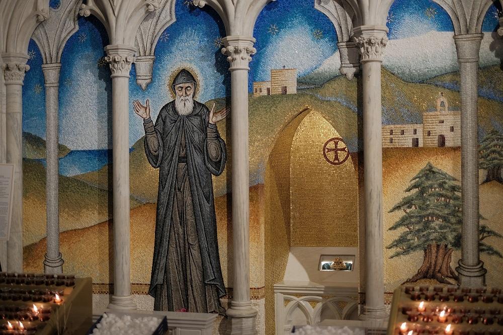 紐約/絕美教堂/聖派翠克大教堂/壁畫