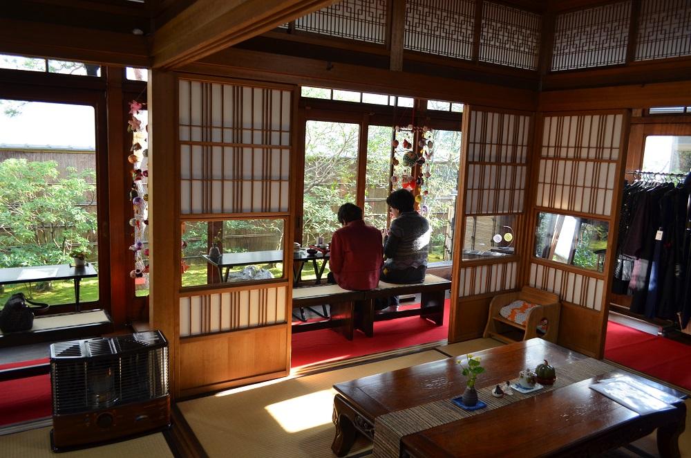 九州/熊本/人吉/町家ギャラリー立山/日式茶屋