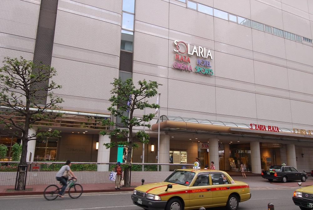 日本自由行/福岡/天神周邊/太陽城