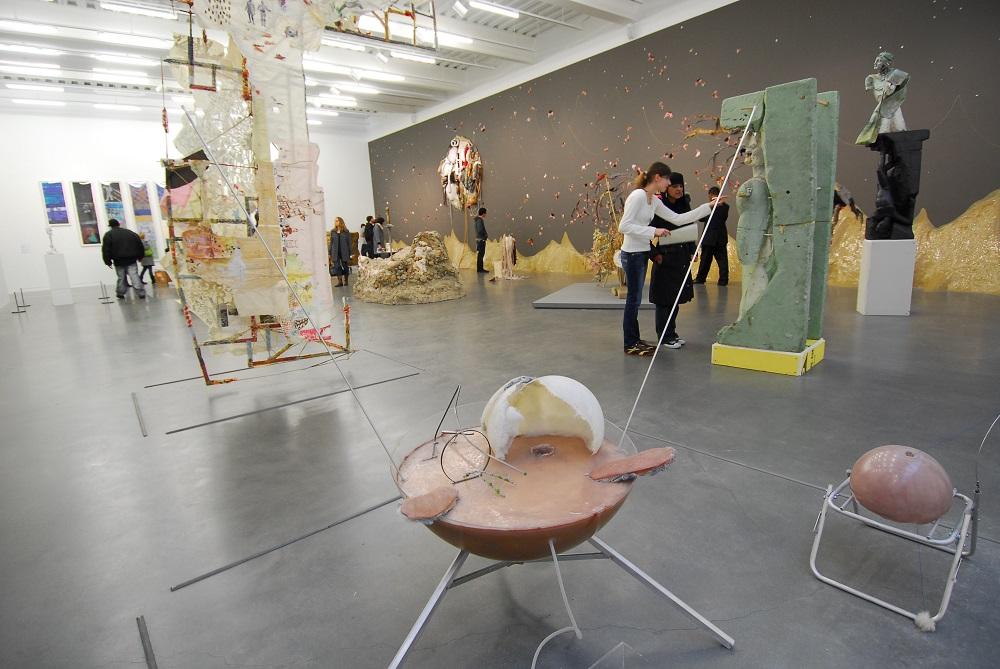 紐約/新現代藝術館/世界新七大建築奇蹟/妹島和世