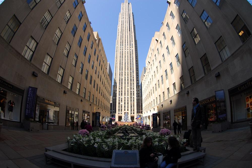 紐約/洛克斐勒中心/海峽公園/曼哈頓之最