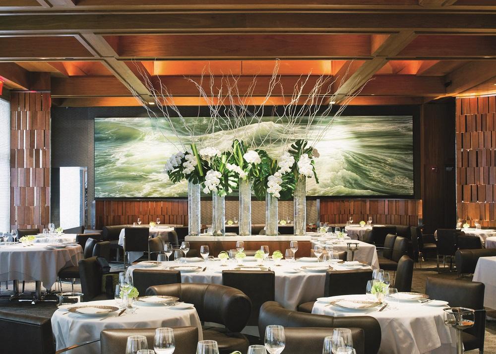 紐約/米其林餐廳/Le Bernardin/Gilbert Le Coze
