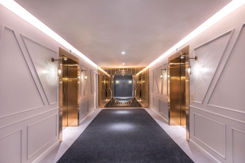 內部/The Prestige Hotel/純白系飯店/世界文化遺產之城/喬治城/馬來西亞