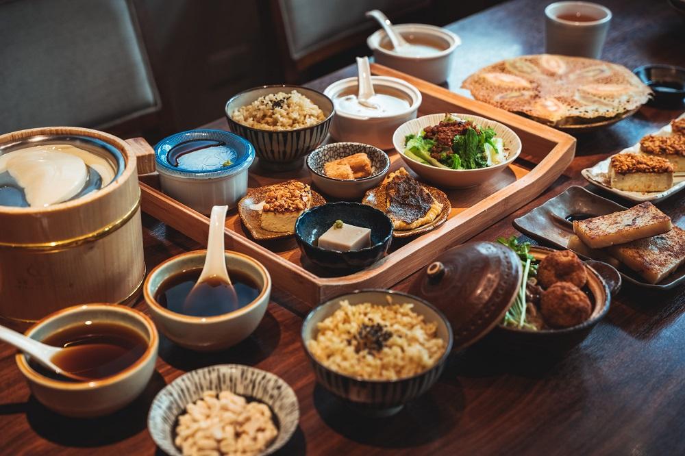 台北米其林認證/上善豆家/人氣蔬食餐廳/豆製品/有機豆膳
