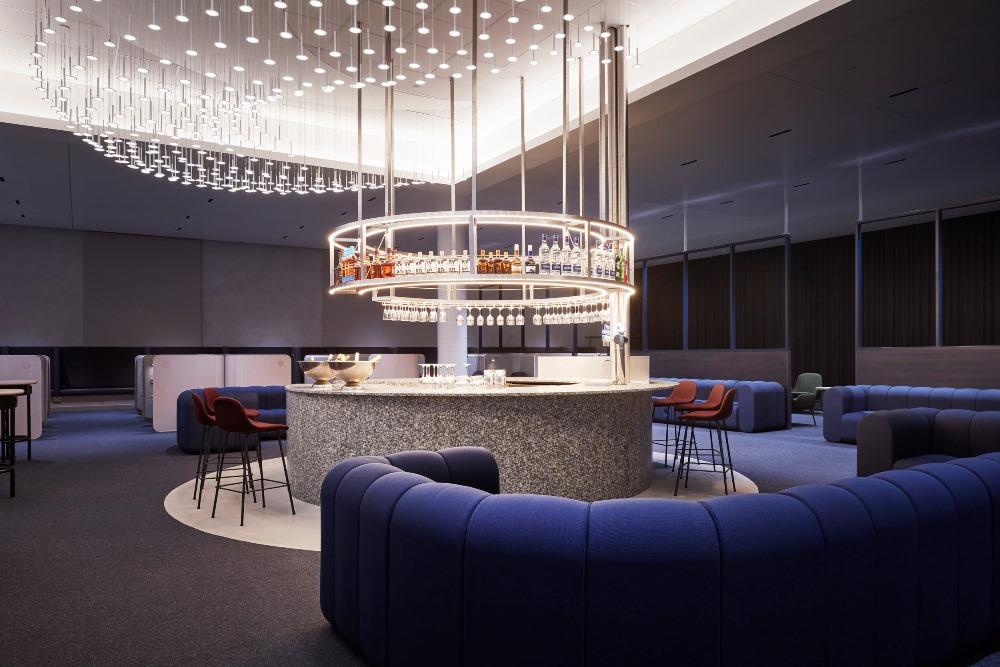 Finnair/休息廳/芬蘭航空/赫爾辛基機場