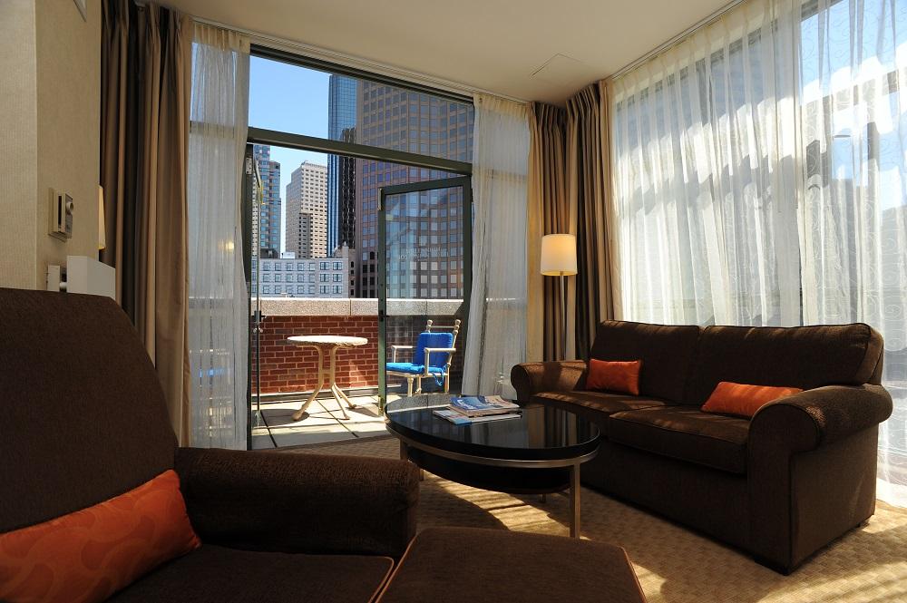 紐約/絕景飯店/最佳飯店/波士頓人千禧酒店