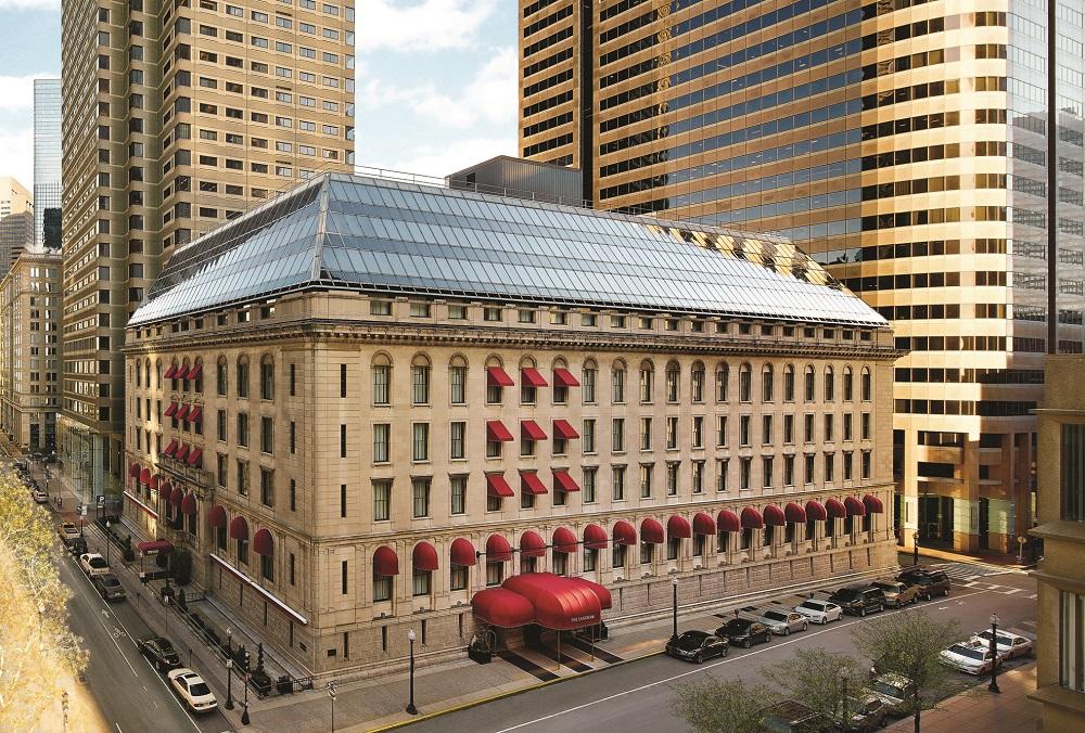 紐約/絕景飯店/最佳飯店/波士頓朗廷酒店