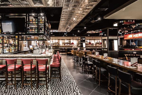 台北/未來肉/TGI FRIDAYS/星期五美式餐廳/蔬食漢堡