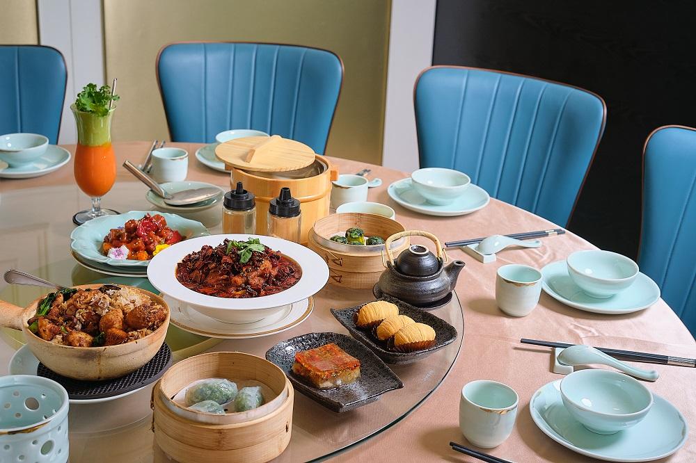 台北/信義區/微風南山/心齋/新派蔬食餐廳/香港第一港式點心