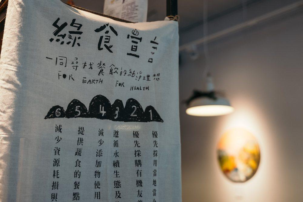 Plants/台北/台灣/美食/蔬食/植物性/裸食/全食物/綠食宣言