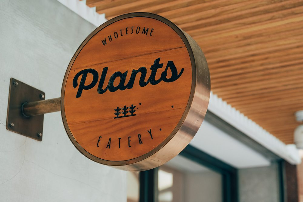 Plants/台北/台灣/美食/蔬食/植物性/裸食/全食物/招牌