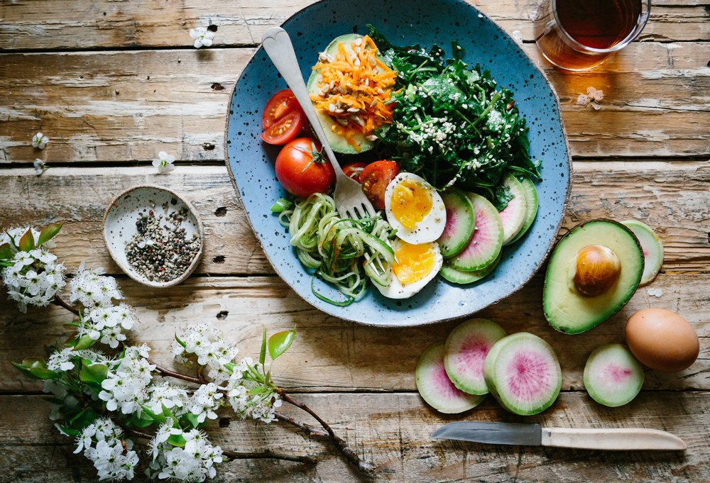 蔬食料理/蔬食網紅/有機生活