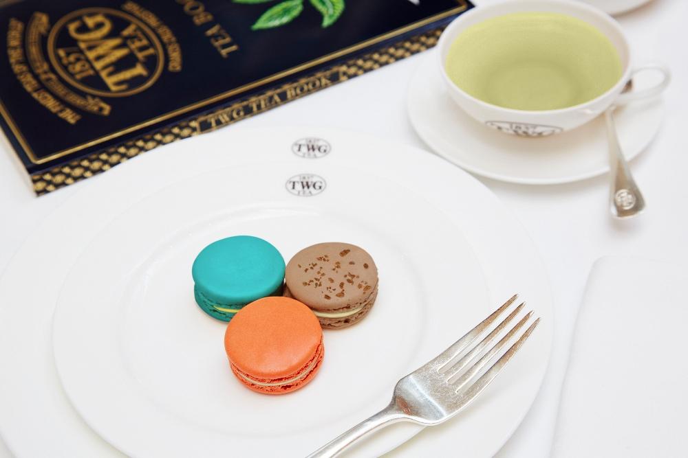 TWG Tea/馬卡龍/台灣茶香馬卡龍/全球限定台灣獨賣
