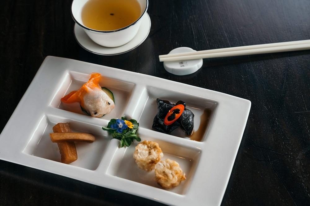 米其林認證餐廳/台北/台北文華東方酒店/雅閣/蔬食餐廳