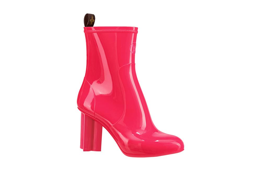 路易威登 Rain 系列 Rubber Silhouette Ankle Boots/旅人誌/TRA