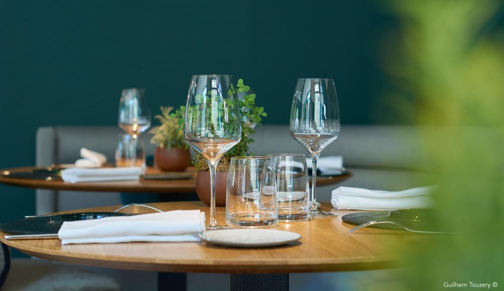 ANONA/米其林永續餐廳