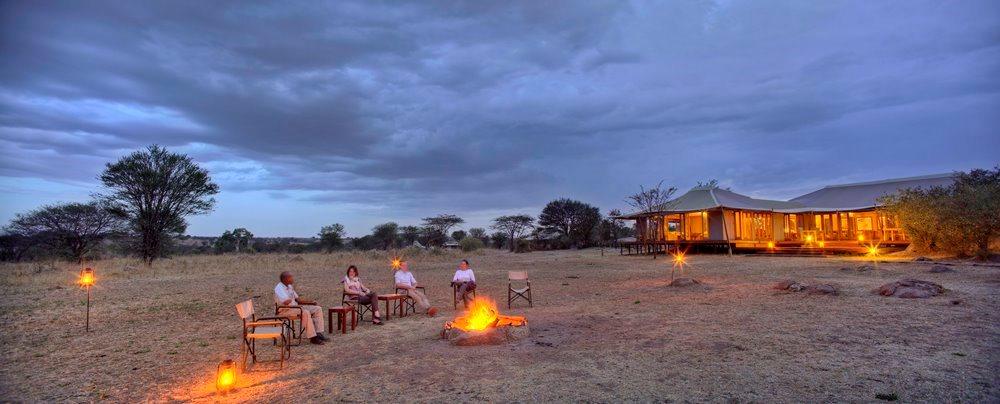 塞倫蓋提國家公園/非洲旅遊/深度旅遊/野營/Sayari Camp
