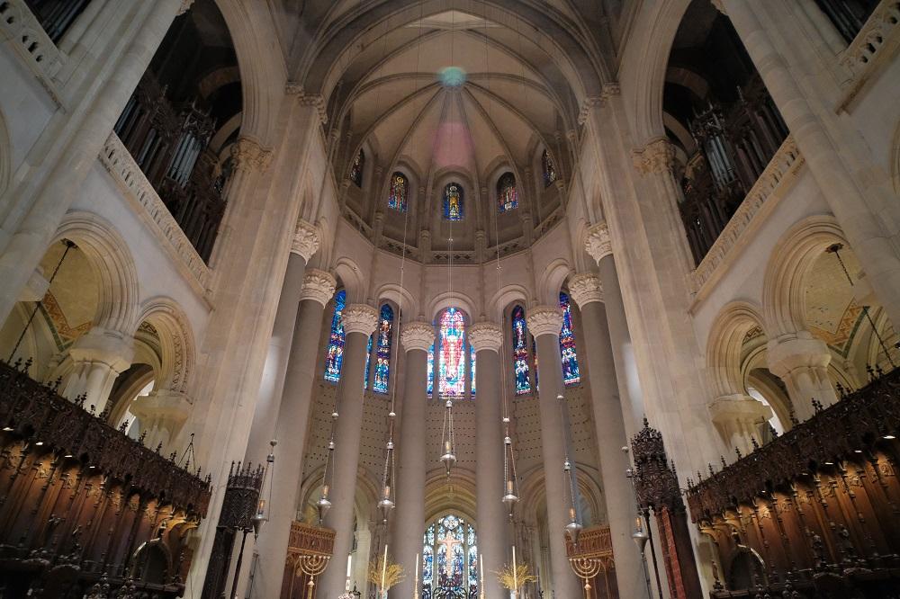 未完成的聖約翰/聖約翰神明座堂/紐約/絕美教堂/哥德式