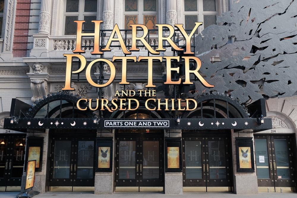 哈利波特:被詛咒的孩子/百老匯/百老匯熱門戲碼/舞台劇/紐約