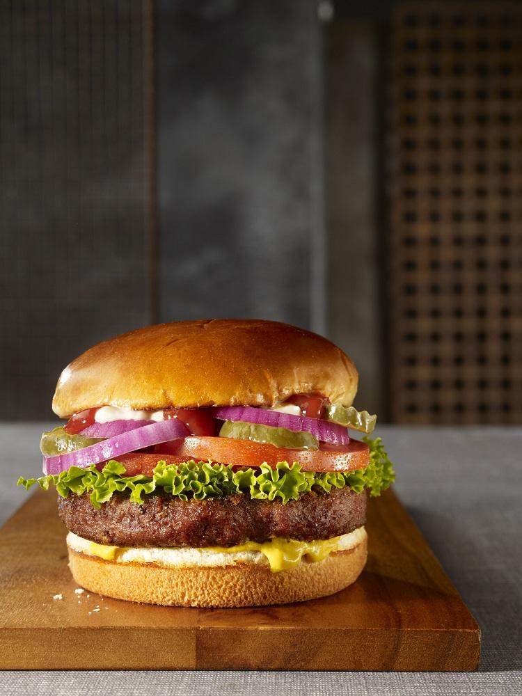 未來肉/鮮蔬農夫漢堡/TGI FRIDAYS/星期五美式餐廳