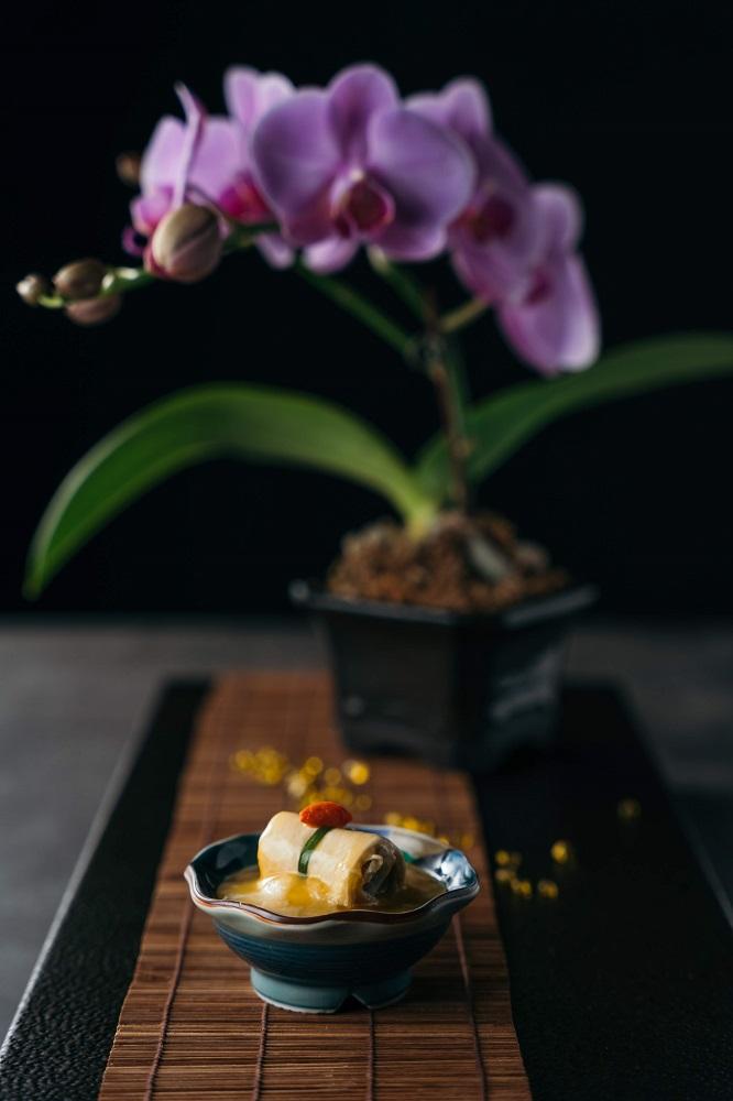 台北米其林蔬食/蔬食餐廳/食尚藝術/成都風情/鈺善閣