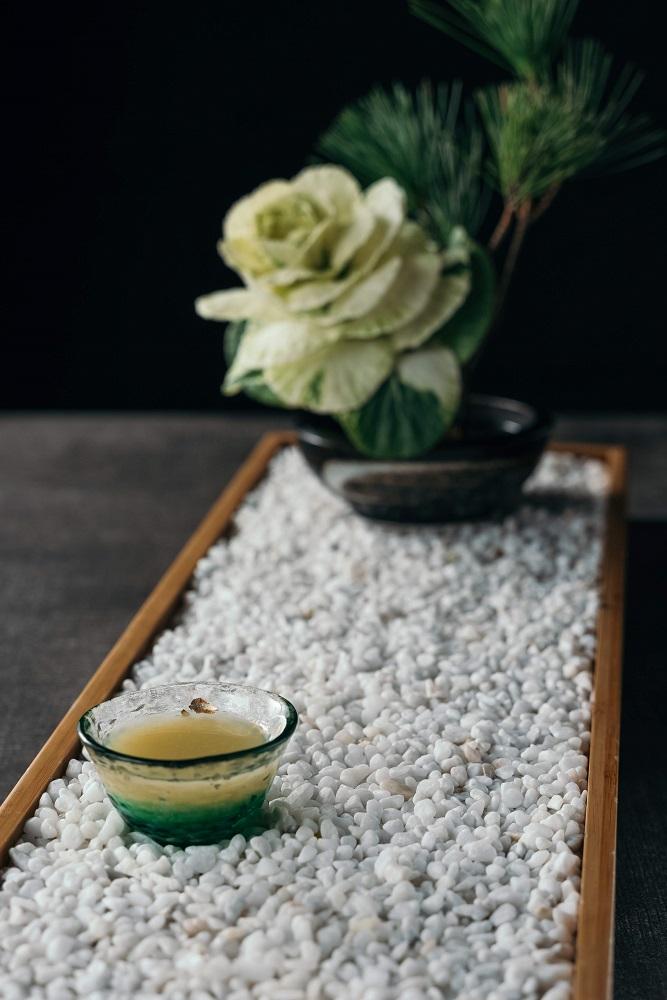 台北米其林蔬食/蔬食餐廳/食尚藝術/楊柳姿意/鈺善閣