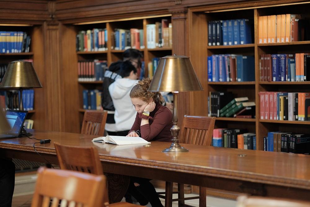 紐約/曼哈頓/紐約公共圖書館/絕美圖書館/閱讀