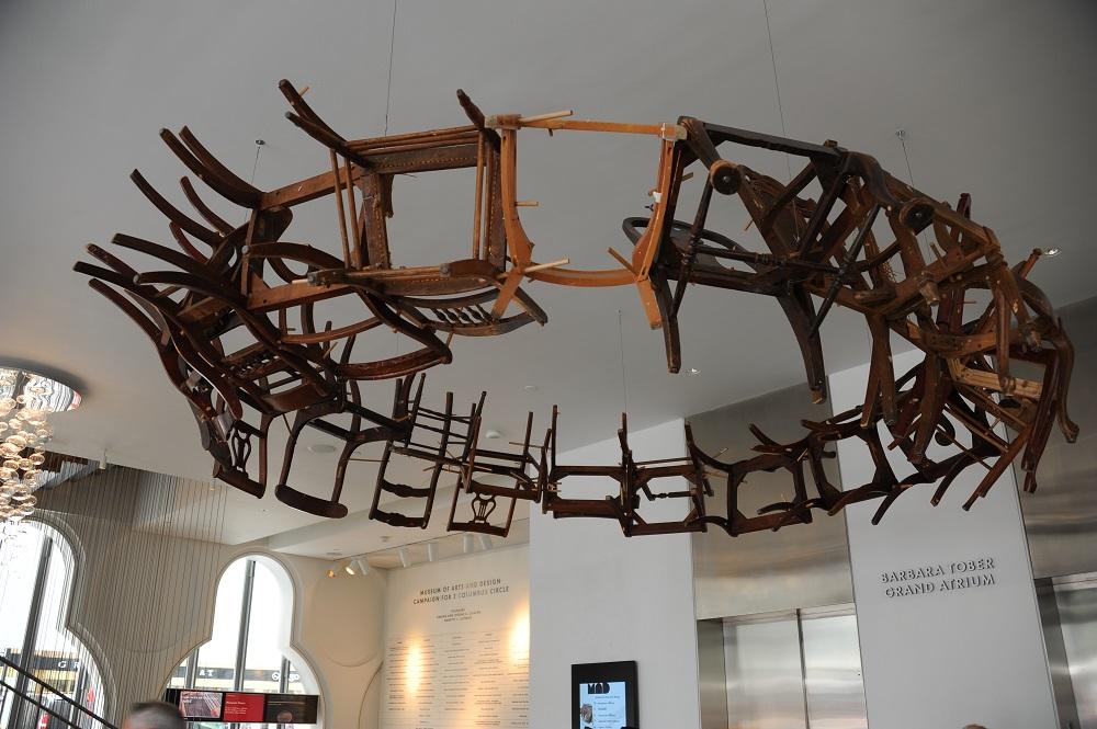 藝術與設計博物館/曼哈頓/紐約