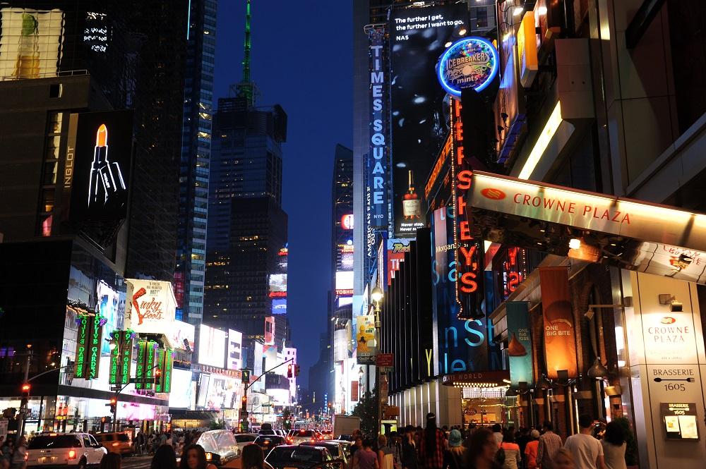 第五大道/曼哈頓/紐約