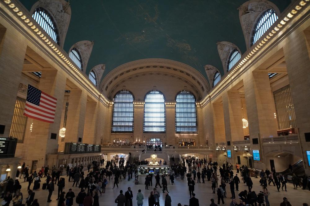 中央車站/曼哈頓/紐約