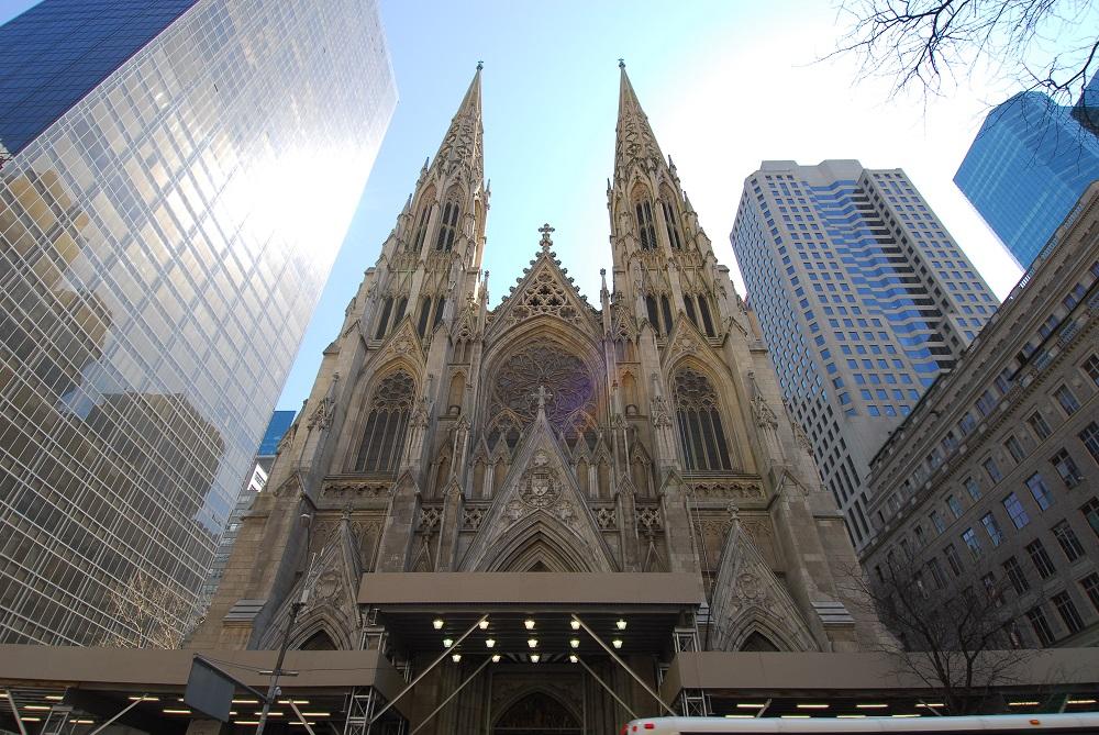 聖派翠克大教堂/曼哈頓/紐約