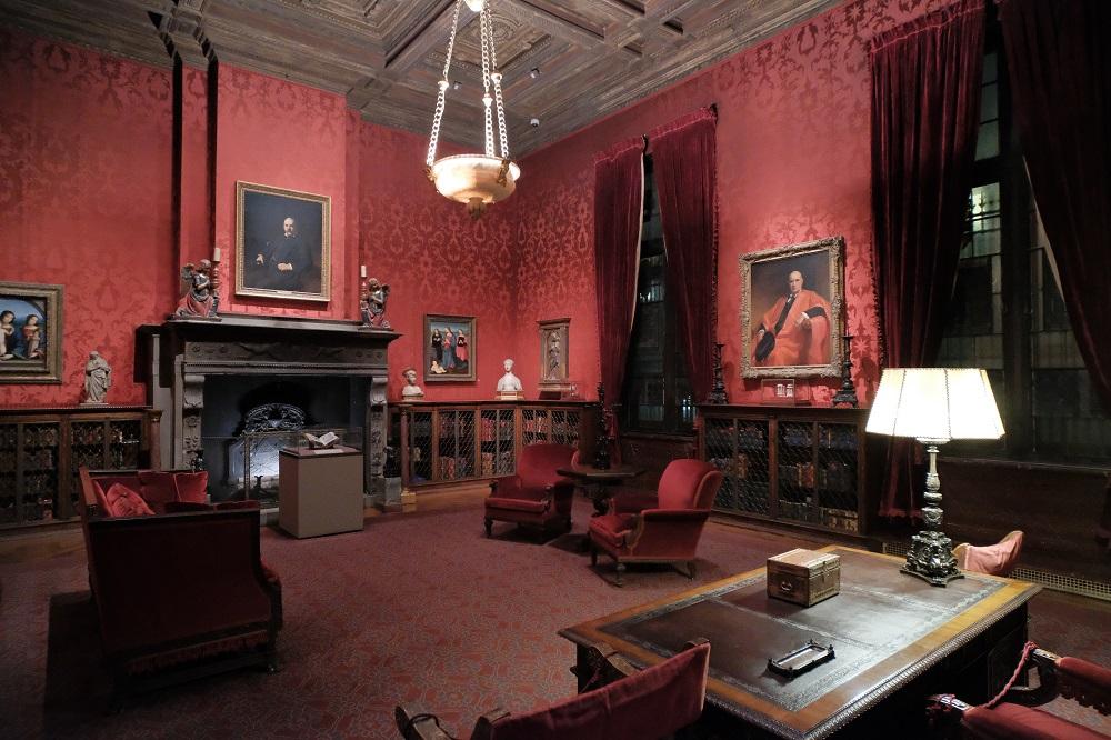 摩根圖書館與博物館/曼哈頓/紐約