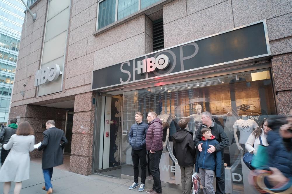 HBO Shop/曼哈頓/紐約