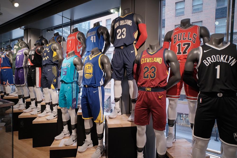 NBA Store/曼哈頓/紐約