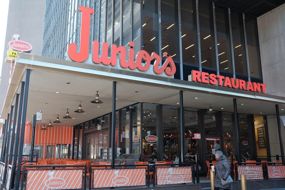 Junior's/曼哈頓/紐約