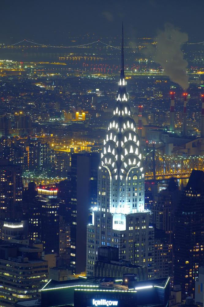 克萊斯勒大樓/曼哈頓/紐約