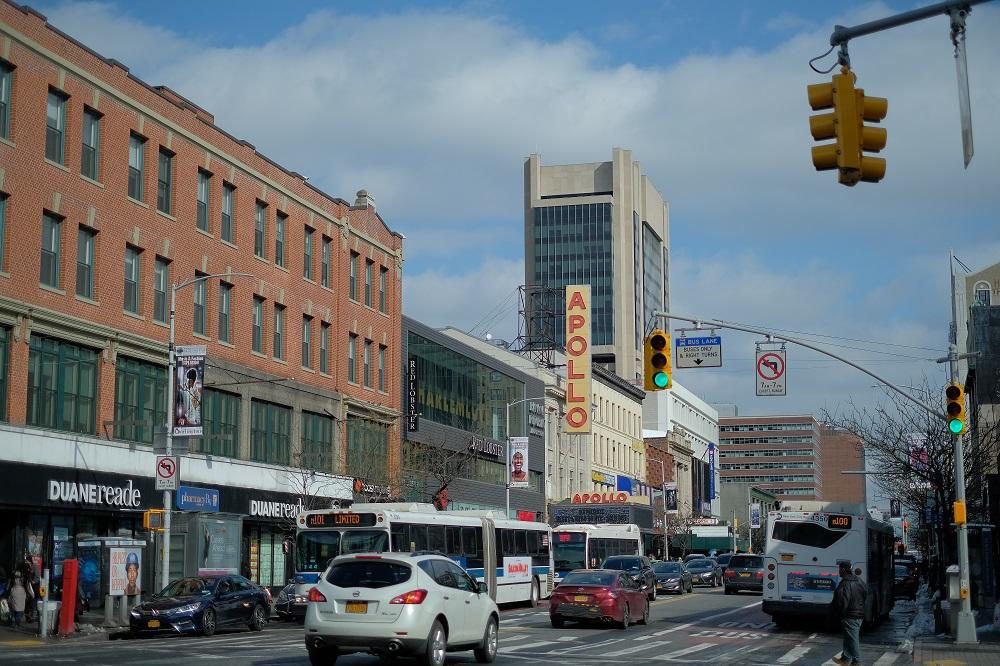 紐約/哈林區/阿波羅劇場/麥可傑克森/黑人音樂/哈林文藝復興