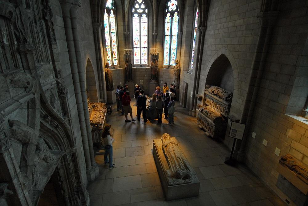 紐約/曼哈頓/修道院美術館/歐洲古文物