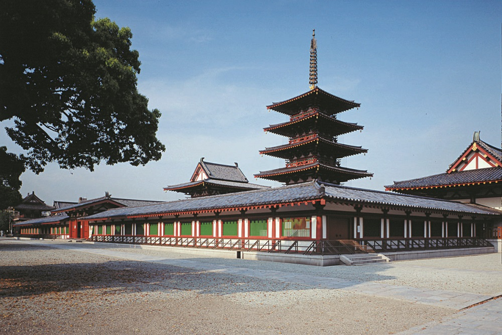 日本/關西/大阪/寺天王寺