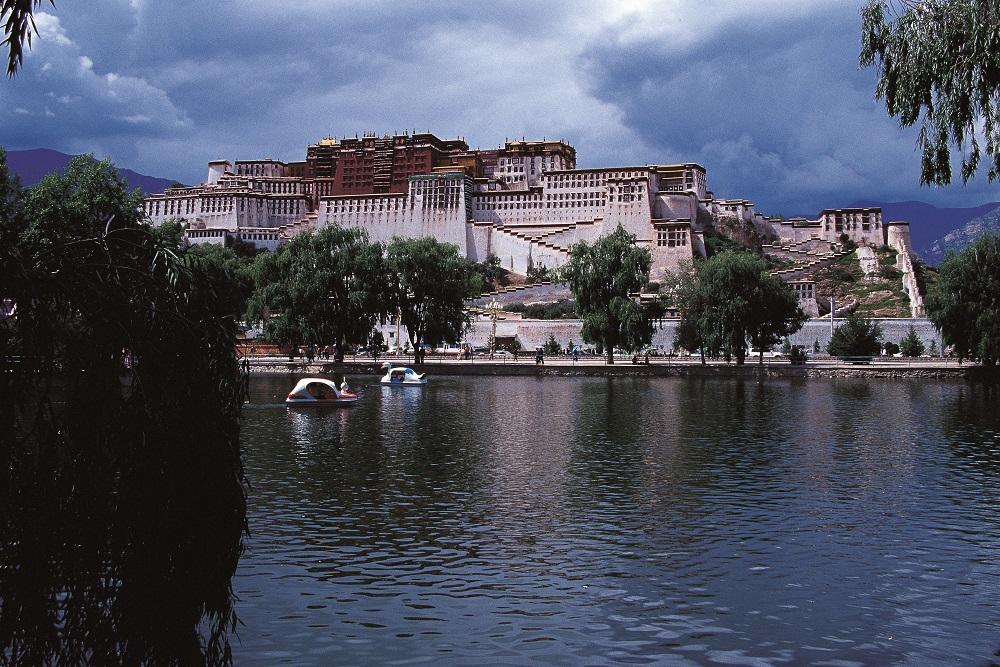 中國/西藏/布達拉宮